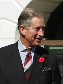 Prinz Charles Mountbatten-Windsor